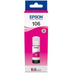 CARTUCHO TINTA EPSON C13T00R340 106 ECOTANK MAGENTA INK ET-7700 / ET-7750
