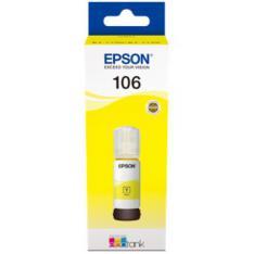 CARTUCHO TINTA EPSON C13T00R440 106 ECOTANK AMARILLO INK ET-7700 / ET-7750