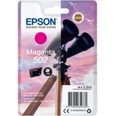 CARTUCHO TINTA EPSON T02V340 502 MAGENTA INK