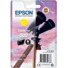 CARTUCHO TINTA EPSON T02V440 502 AMARILLO INK