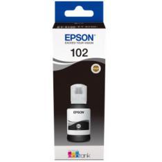 CARTUCHO TINTA EPSON C13T03R140 102 ECOTANK NEGRO INK ET-2700 / ET-2750 / ET-3700 / ET-3750 / ET4750
