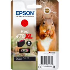 CARTUCHO TINTA EPSON C13T04F54010 SINGLEPACK ROJO 478XL CLARIA PHOTO HD INK