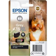 CARTUCHO TINTA EPSON C13T04F64010 SINGLEPACK GRIS 478XL CLARIA PHOTO HD INK