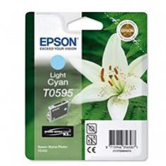 CARTUCHO TINTA EPSON T059540 R2400 CIAN CLARO
