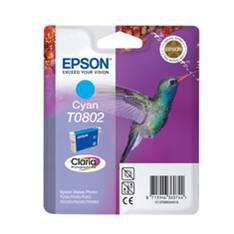 CARTUCHO TINTA EPSON T080240 PX810FW CIAN