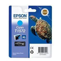 CARTUCHO TINTA EPSON T157240 CIAN  PHOTO R3000 / C13T15724010/ TORTUGA