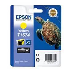 CARTUCHO TINTA EPSON T157440 AMARILLO PARA EPSON PHOTO R3000 / C13T15744010/ TORTUGA