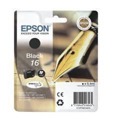 CARTUCHO TINTA EPSON T162140 NEGRO WF-2010/2510/2520/2530/2540/ PLUMA