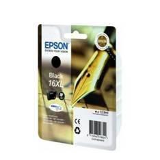CARTUCHO TINTA EPSON T163140 NEGRO XL WF-2010/2510/2520/2530/2540/ PLUMA