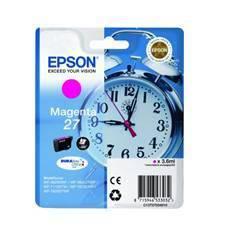 CARTUCHO TINTA EPSON T270340 MAGENTA WF3000/WF7000/ DESPERTADOR