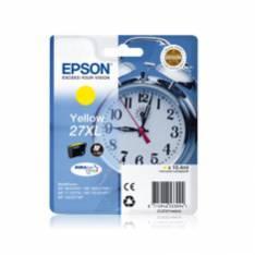 CARTUCHO TINTA EPSON T271240 27XL AMARILLO WF-3620/3460DTWF/DWF/ DESPERTADOR