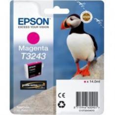 CARTUCHO TINTA EPSON C13T32434010 MAGENTA ULTRACHROME HI-GLOSS2