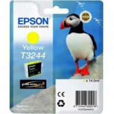 CARTUCHO TINTA EPSON C13T32444010 AMARILLO ULTRACHROME HI-GLOSS2