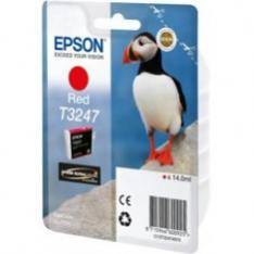 CARTUCHO TINTA EPSON C13T32474010 ROJO ULTRACHROME HI-GLOSS2