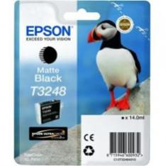 CARTUCHO TINTA EPSON C13T32484010 NEGRO MATE ULTRACHROME HI-GLOSS2