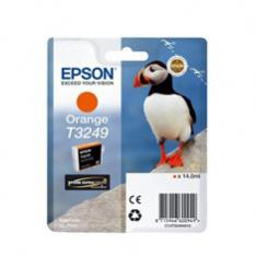 CARTUCHO TINTA EPSON C13T32484010 NARANJA ULTRACHROME HI-GLOSS2