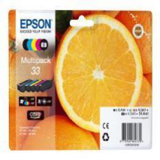 MULTIPACK EPSON T333740 XP350*XP630/XP635/XP830/ NARANJA