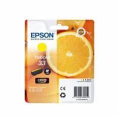 CARTUCHO TINTA EPSON T334440 AMARILLO XP530*XP630/XP635/XP830/ NARANJA