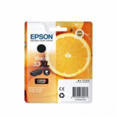 CARTUCHO TINTA EPSON T333140 XL NEGRO XP350*XP630/XP635/XP830/ NARANJA
