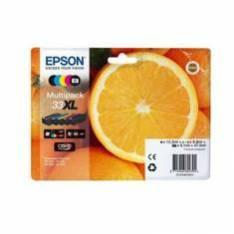 MULTIPACK EPSON T335740 XL XP350*XP630/XP635/XP830/ NARANJA