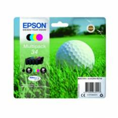 MULTIPACK EPSON T3466 WF3720/3720DNF/ GOLF