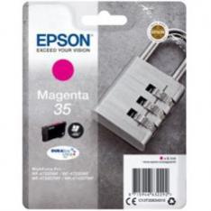 CARTUCHO TINTA EPSON C13T35834010 MAGENTA DURABRITE ULTRA INK 35/ 650 PAGINAS/CANDADO