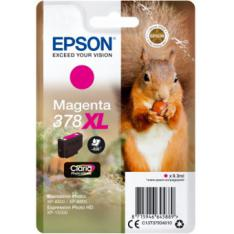 CARTUCHO TINTA EPSON C13T37934010 SINGLEPACK MAGENTA 378XL CLARIA PHOTO HD INK ARDILLA