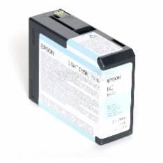 CARTUCHO TINTA EPSON T5805 CIAN CLARO 80ML STYLUS PRO 3800/3880