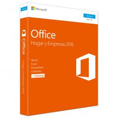 OFFICE 2016 HOGAR Y EMPRESAS ESD (DESCARGA DIRECTA)