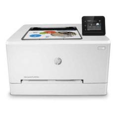 IMPRESORA HP LASER COLOR LASERJET PRO M254DW A4/ 21PPM/ RED/ WIFI/ USB/ DUPLEX