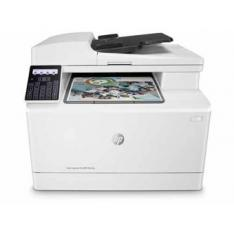 MULTIFUNCION HP LASER COLOR LASERJET PRO M181FW FAX/ A4/ 16PPM/ USB/ RED/ WIFI
