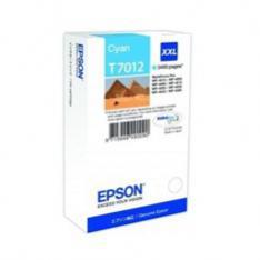 CARTUCHO TINTA EPSON T701240 CIAN XXL WP4000/45000 ALTA CAPACIDAD