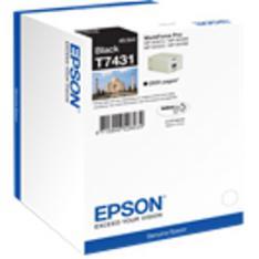 CARTUCHO TINTA EPSON C13T74314010 NEGRO XL