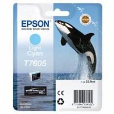 CARTUCHO TINTA EPSON T760540  CIAN CLARO SUPERCOLOR P600SC-P600/ ORCA
