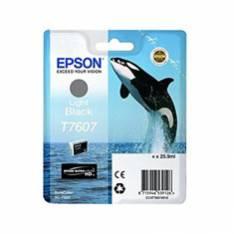 CARTUCHO TINTA EPSON T760740 GRIS SUPERCOLOR P600SC-P600/ ORCA