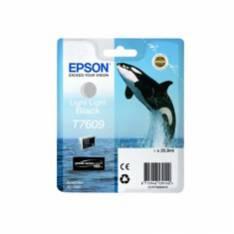CARTUCHO TINTA EPSON T760940 GRIS CLARO SC-P600/ ORCA