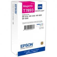 CARTUCHO TINTA EPSON C13T789340 MAGENTA XXL 4000 PAGINAS