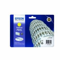 CARTUCHO TINTA EPSON T790440 AMARILLO 79XL WF5000 (SERIE)  TORRE DE PISA