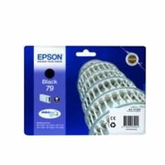 CARTUCHO TINTA EPSON T791140 NEGRO 14.4ml  900PAG WF-4630464051105190/ TORRE DE PISA