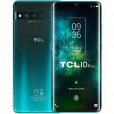 """TELEFONO MOVIL SMARTPHONE TCL 10 PRO MIST GREEN 6.47""""/ 128 GB ROM/ 6GB RAM/ NTXVISION/ FHD+ AMOLED/ VIDEO 4K/  64+16+5+2 MPX/ 24 MPX/ DUAL SIM"""