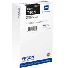 CARTUCHO TINTA EPSON T9071 NEGRO XXL WF-6XXX INK 10000 PAGINAS