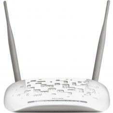 ROUTER WIFI TD-W8961N N ADSL2+ MODEM 300MBPS TP LINK