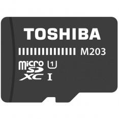 TARJETA MEMORIA MICRO SECURE DIGITAL SD UHS-I 64GB TOSHIBA CLASE 10 SDXC + ADAPTADOR