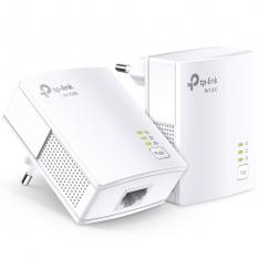 KIT DE ADAPTADORES POWERLINE TP-LINK TL-PA7017 KIT GIGABIT AV1000