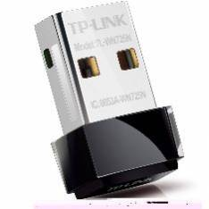 ADAPTADOR USB 2.0 WIFI 150 MBPS TPLINK FORMATO NANO