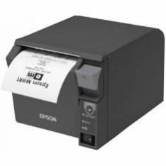 IMPRESORA TICKET EPSON TM-T70II TERMICA DIRECTA USB + SERIE NEGRA