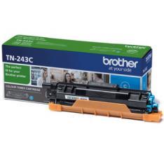 TONER BROTHER TN243C CIAN 1000 PAGINAS DCPL3510CDW/ HLL3270CDW/ HLL3290CDW/ MFCL3710CW/ MFCL3730CDN/ MFCL3750CDW/ MFCL3770CDW