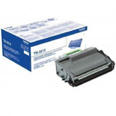 TONER BROTHER TN3512 NEGRO 12000 PÁGINAS HLL6300DW/L6400DW/DCPL6600DW