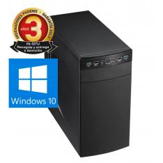 ORDENADOR PC PHOENIX TOPVALUE INTEL CORE I3 8GB DDR4 240 GB SSD RW MICRO ATX WINDOWS 10