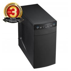 ORDENADOR PC PHOENIX TOPVALUE INTEL CORE I7 8GB DDR4 480 GB SSD RW MICRO ATX